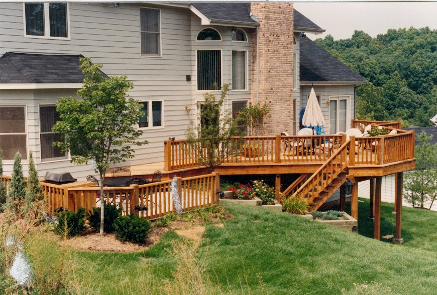 Deck Beaverton