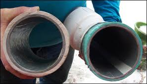 Los Angeles Sewer Pipe Sleeve